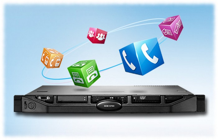 SCM Enterprise PBX System
